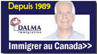 Daniel Mallette, Conseiller en Immigration - Canada